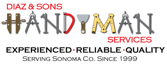 Logo for local handyman Diaz and Sons